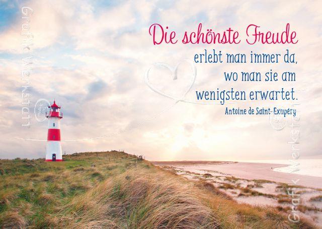 Die Schönste Freude   Postkarten   Grafik Werkstatt Bielefeld. Sprüche  LebensfreudeGrafikwerkstatt ...