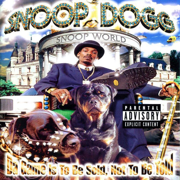 Today in Hip Hop History: Snoop Dogg released his third solo album Da Game Is To Be Sold, Not To Be Told August 4, 1998