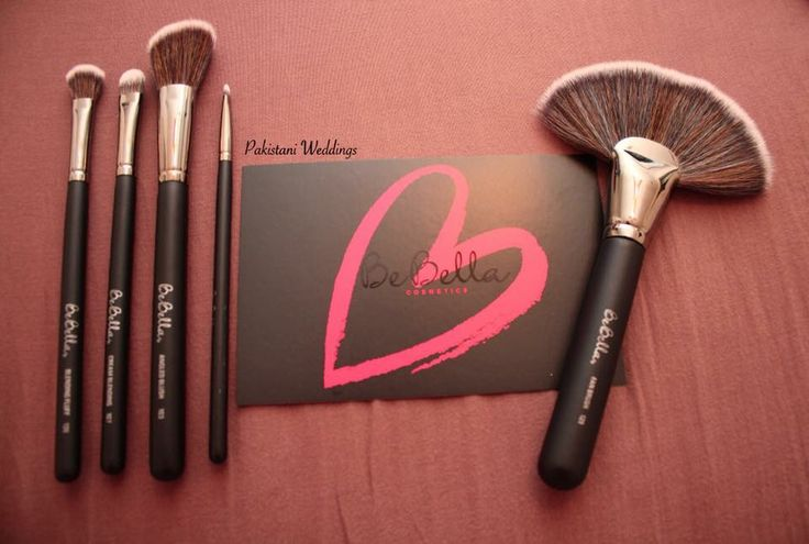 Ok so I got these BeBella Cosmetics  brushes 2 months ago and I took them on my trip last month. These are the best brushes ever, they apply the product so evenly and accurately that even a beginner can feel like a pro. These don't shed at all and are super easy to clean. These brushes are right up there with sigma, Estee Lauder, Mac and all other high end brands quality wise but are so affordable #pakistaniweddings #bebellacosmetics #teambebella #makeupbrushes