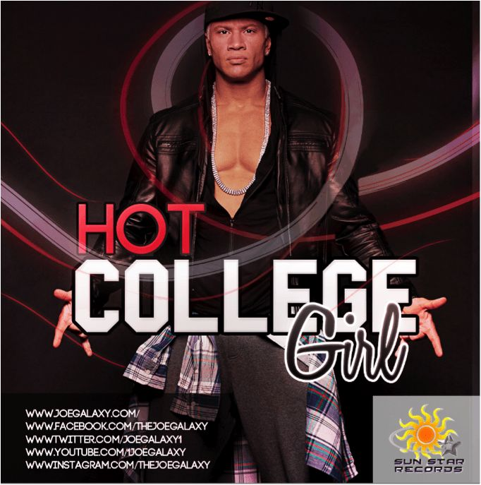 "JOE GALAXY ""Hot College Girl"" (3rd Verse Open) TheJoeGalaxy.Com CALLING ALL ARTISTS! CHECK OUT JOE GALAXY'S MUSIC CONTEST Calling all hot emcees!!!! Submit your hottest verse to win a c…"