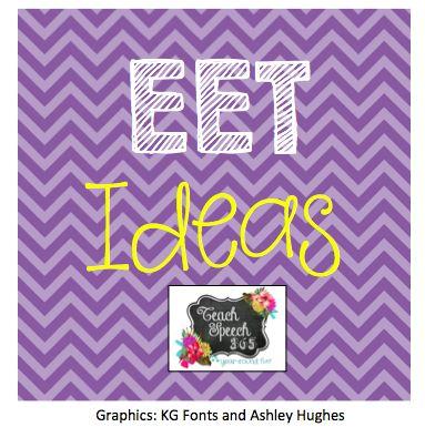 Expanding Expression Tool (EET) Ideas — Teach Speech 365