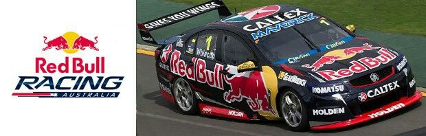 2016 August Holden Racing Team Lose Out As Holden Drinks Red Bull