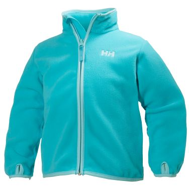 DAYBREAKER FLEECE JACKET This classic jacket with a modern design is the perfect summer fleece for kids.