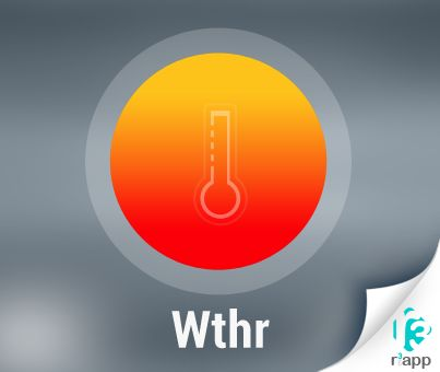 #Coming soon our new #wthr app at www.r3app.com. #Sign Up for more details.