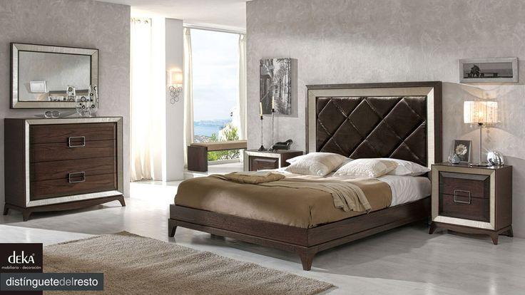 """Te mostramos el dormitorio que aparece en la serie de televisión """"El Príncipe"""", el cual, Deka tiene disponible en su establecimiento de Linares. No lo dudes más, visítanos y siéntete protagonista en tu propio hogar. Deka """"dekadistinguetedelresto"""""""