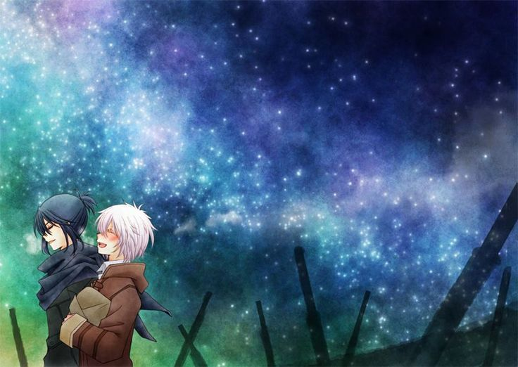 No.6 Nezumi x Shion By:Shion-San >w<