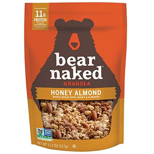 Bear naked peanut butter and jelly granola