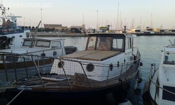 vendo Gozzo #cabinato di 10mt #completamente #restaurato in ogno sua parte #ottimo per pesca e per gite in #famiglia o ... #annunci #nautica #barche #ilnavigatore