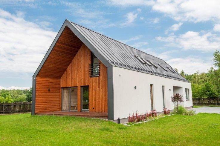 Dom pokazowy Simple House w Konstancinie. Fot. Bautech Futura