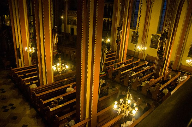 koncert organowy w kościele św. Trójcy │ Bytom │ fot. Natalia Bojanowicz