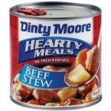 Authentic Dinty Moore Beef Stew 20oz Can (Pack of 6), ,