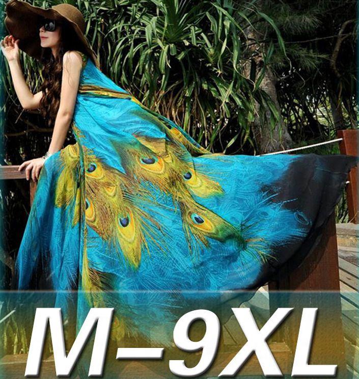 http://www.ebay.com/itm/Women-Peacock-Blue-Sleeveless-Evening-Gown-Long-Dress-Beach-Sundress-Oversize-/201588718970?var=&hash=item2eef9fbd7a:m:mHiUS48ISZCwzdQ4IXMTX5A
