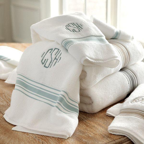 Best Grey Bath Towels Ideas On Pinterest Apartment Bathroom - Monogrammed bath towels for small bathroom ideas