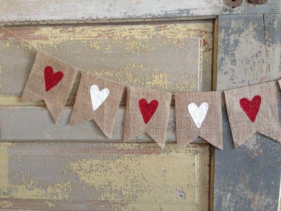 Happy Valentine Day Banner