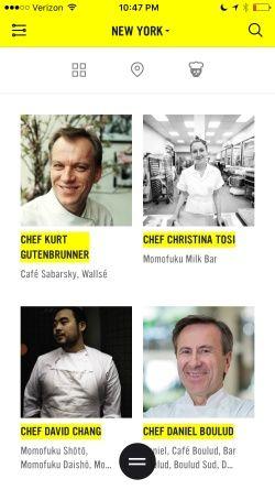 ChefsFeed Screenshots