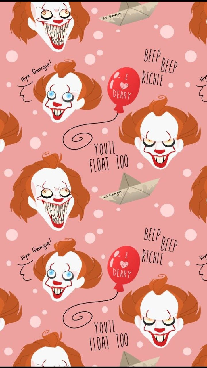 Pin by owo 🐝☁️ on stephen king Halloween wallpaper