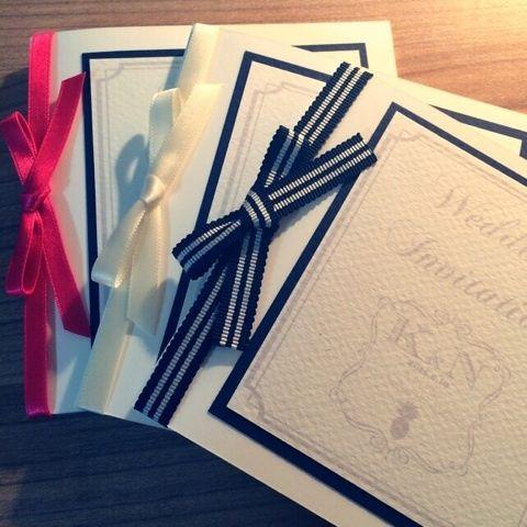 「招待状1通あたり」の画像|natsumi's weddi… |Ameba (アメーバ)