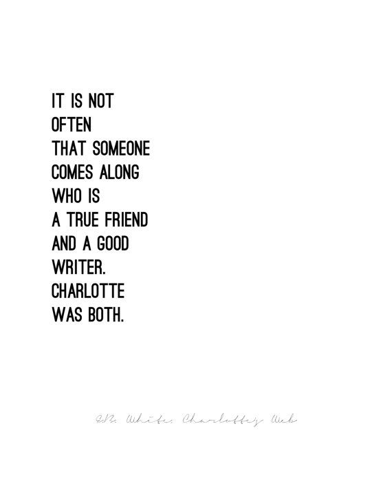 The  Best Charlottes Web Quotes Ideas On   Web E