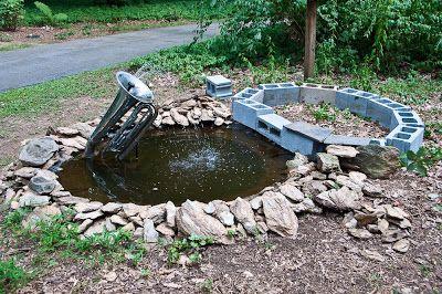 78 images about pond bog filter ideas and designs on for Pond gravel filter design