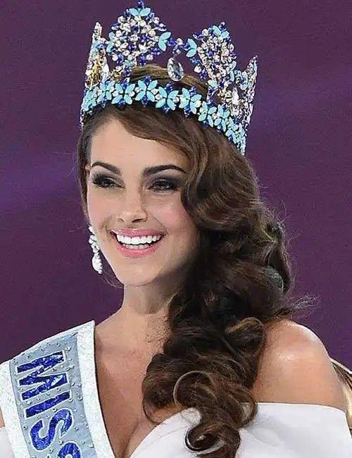 Miss South Africa Rolene Strauss Wins Miss World 2014