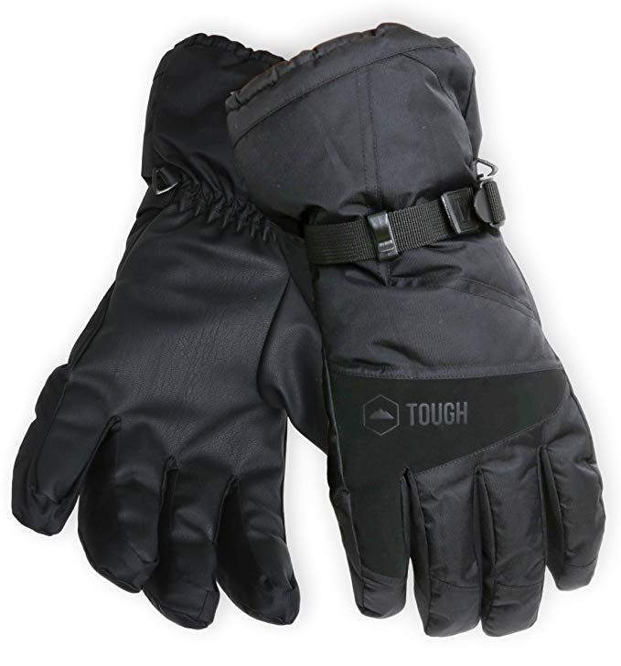 Winter Ski Snowboard Gloves With Wrist Leashes Waterproof Windproof Snow Gloves For Skiing Snowboa Gloves Winter Warmest Winter Gloves Waterproof Gloves