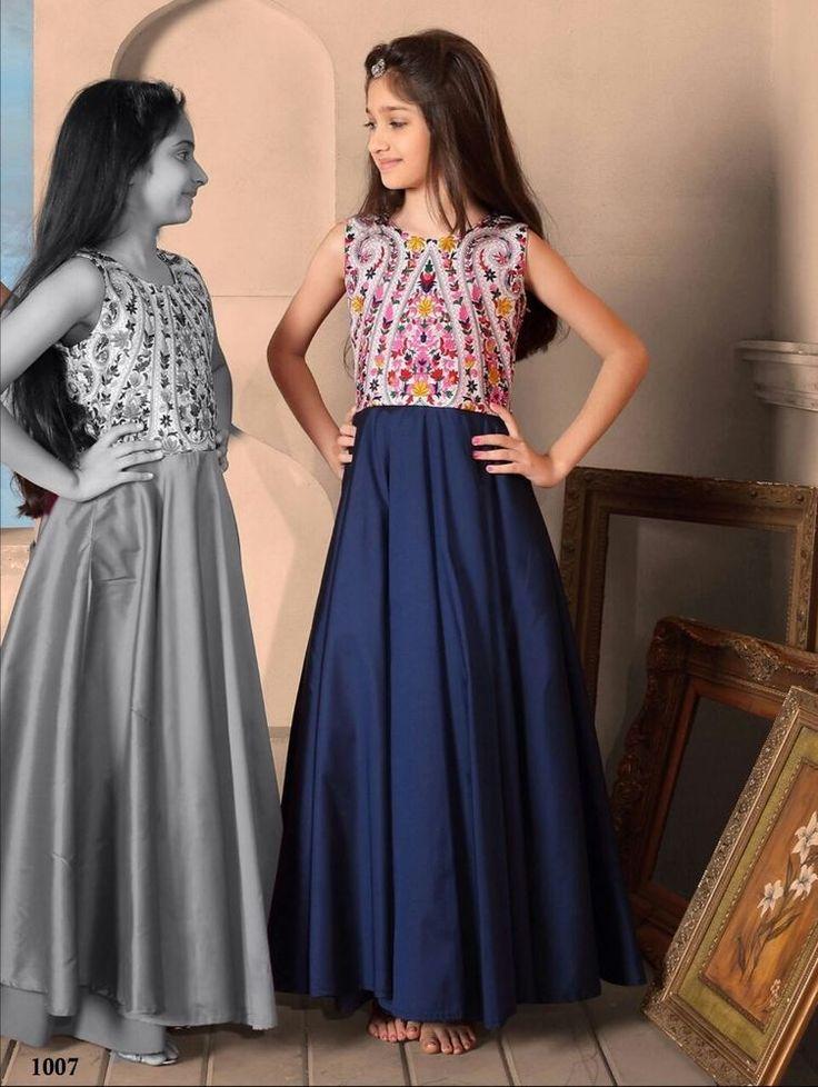 New Indian Salwar Kameez Bollywood Full length Gown Readymade Designer Pakistani #TanishiFashion