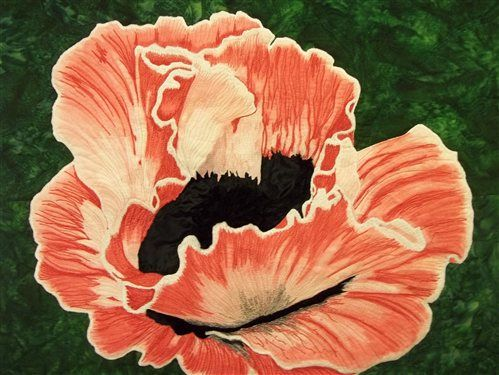 Now Thats a Poppy - Media - Quilting Daily. 29