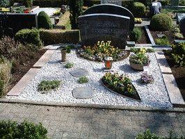 Grabpflege, Bepflanzung Grab, Grabgestaltung nach Kundenwunsch
