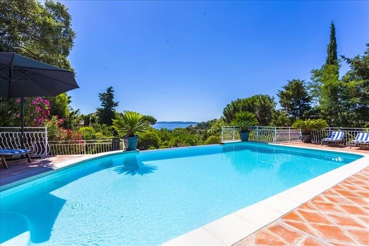 Panoramic view to St Tropez! #St_Maxime  This real Provencal style property is nicely hidden in a residential estate but has a fantastic sea view towards St Tropez.   The finishings are of high quality. Heated overflow pool and a nice terrace.   Includes a separate apartment. https://aiximmo.ch/en/listing/panoramic-view-to-st-tropez/  #frenchriviera #cotedazur #mallorca #marbella #sainttropez #sttropez #nice #cannes #antibes #montecarlo #estate #luxe #provence #immobilie