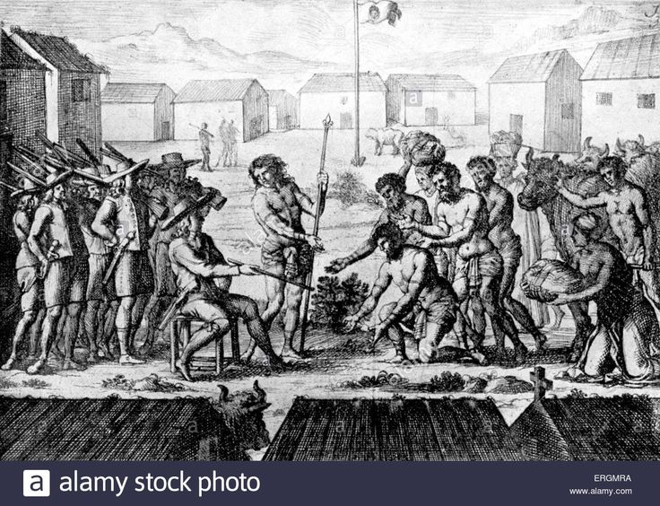The hoisting of the French flag in Madagascar in mid 17th century Stock Photo, Royalty Free Image: 83346126 - Alamy