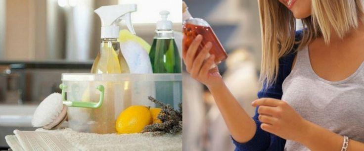 Εμείς οι νοικοκυρές μερικές φορές έχουμε εξάρτηση απο την καθαριότητα και μερικά πράγματα που συμβάλουν σε αυτή. Αποτέλεσμα να κάνουμε κακή χρήση και...