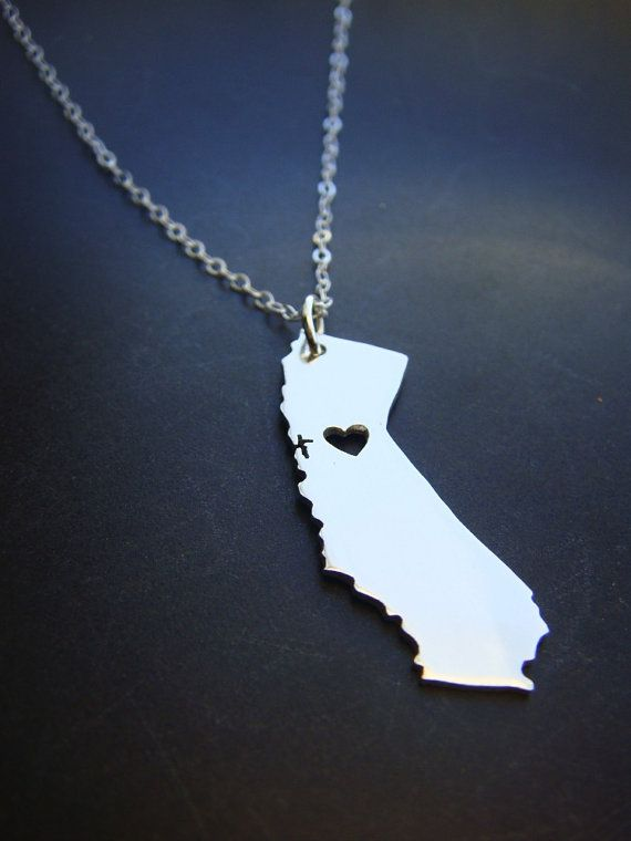 California Love Location of Heart is Made to Order by sprout1world