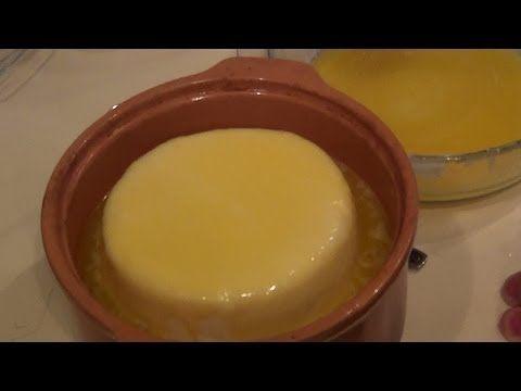Как сделать домашний сыр (процесс). - YouTube
