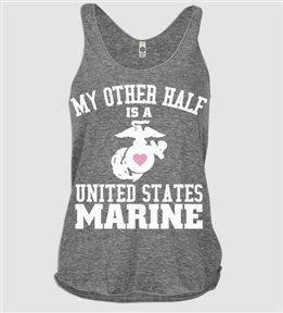 ALL BRANCHES- My Other Half Tank on Etsy, $40.50