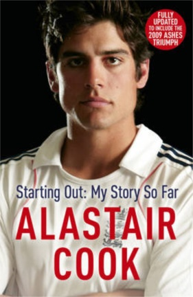 Auto-biography of cricketer Alastair Cook.
