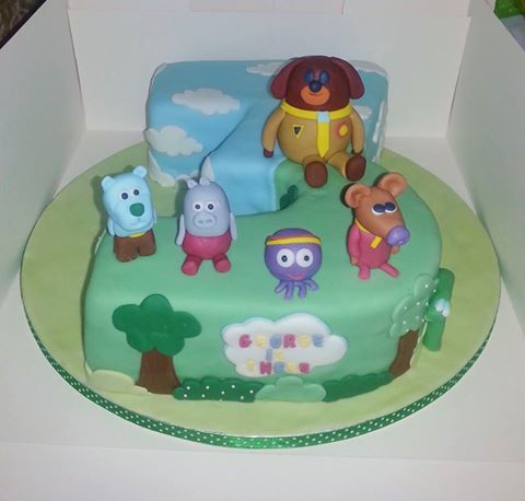 Hey Duggee Cake Cool Cakes 3rd Birthday Cakes