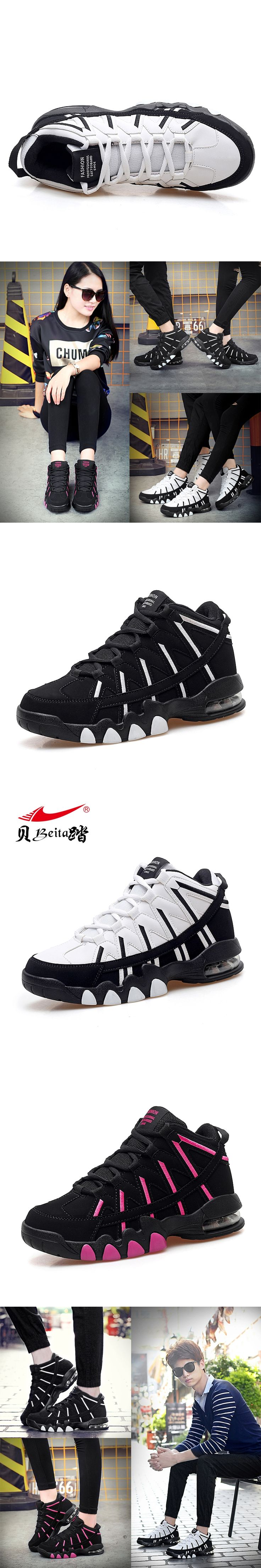 Beita 2017 Unisex Running Shoes Outdoor Jogging Training Men Keep Warm Winter Snow Shoes Sports Sneakers Running Plus size 45 46