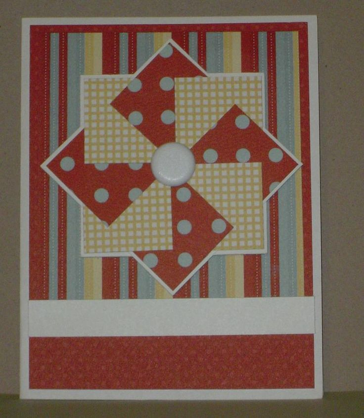 By popular demand! After seeing this card by our featured cardmaker, Denise , so many of you asked for a tutorial, we just had to bring you ...