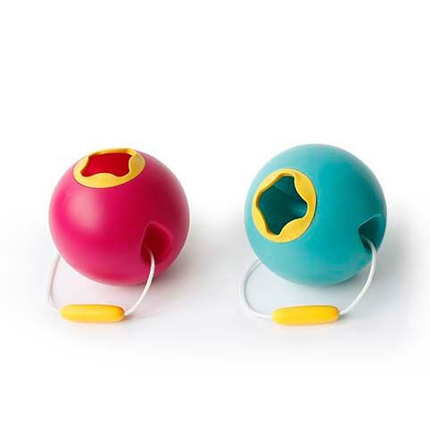 Quut beach toys. Ballo. Beautiful non-spill bucket and watering can, all in one. www.quutbeachtoys.com