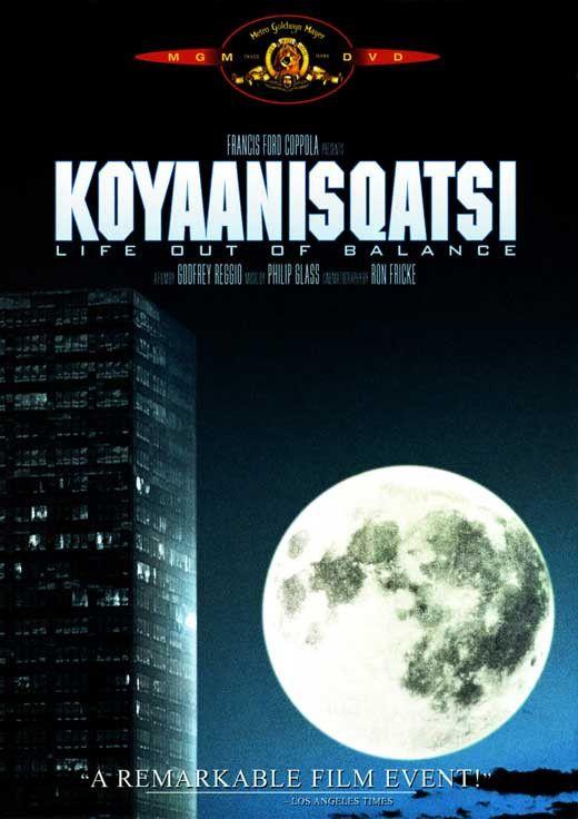 Koyaanisqatsi 27x40 Movie Poster (1983)