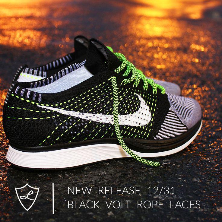8d7e2f42b574 ... australia nike flyknit racer tranquil mr.lacy blog black volt rope  shoelaces b06fb baf74