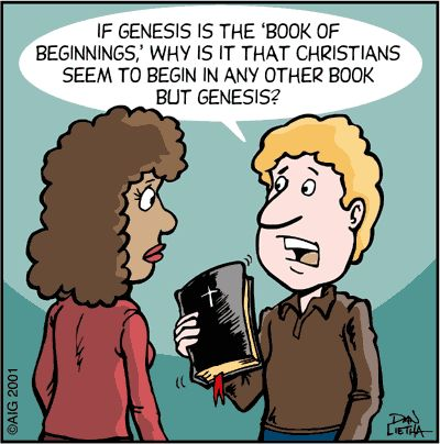 the book of genesis vs the As the title says itself, in this post i would like to compare and contrast two pieces of literature the daodejing of laozi and the book of genesis, two different.