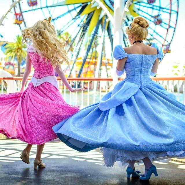 Aurora and Cinderella                                                                                                                                                                                 More