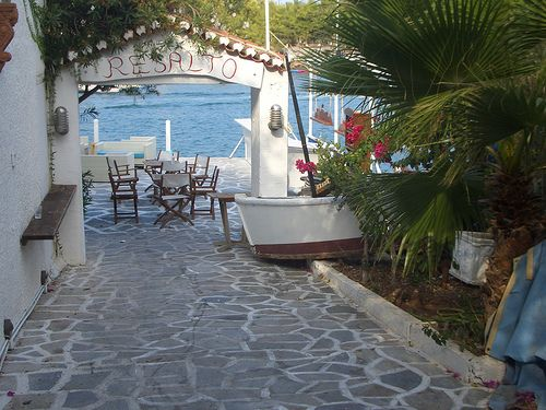 Greece- Spetses island