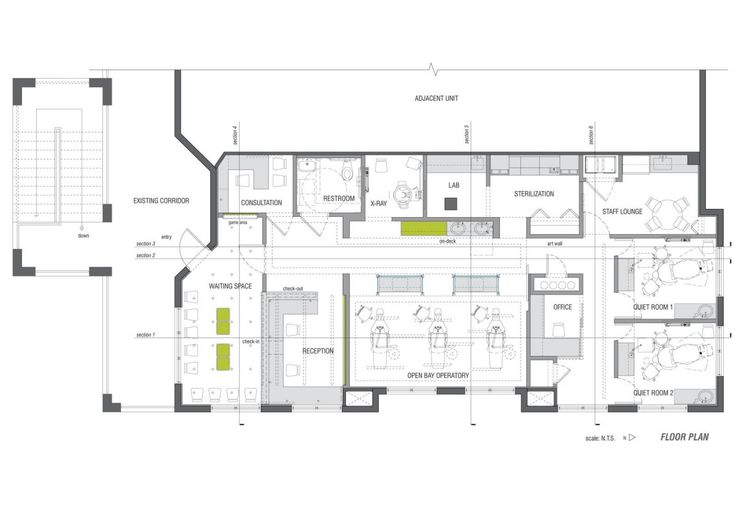 Few Office Interior Design Layout Plan For Inspiration Office