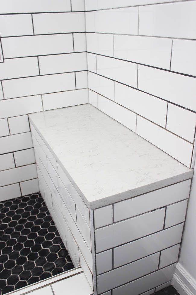 What Material Should You Use For A Shower Bench Bathroom