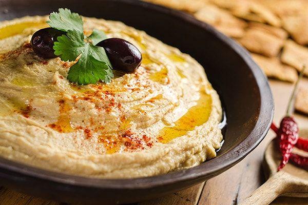 Como Hacer Hummus