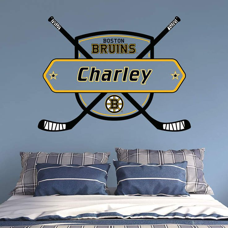Boston Bruins Personalized Name