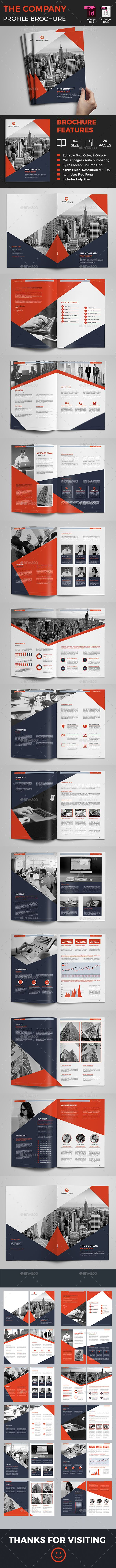 Company Profile - Corporate Brochures | Download: https://graphicriver.net/item/company-profile/19479629?ref=sinzo