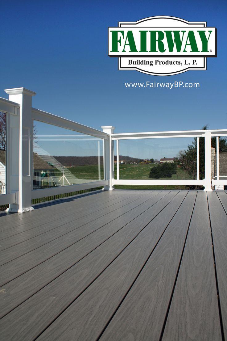 Best 20 deck railing systems ideas on pinterest cable railing porch and deck railing vinyl composite aluminum railing systems specialty railing systems railing baanklon Image collections